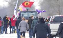 كندا: مظاهرات الأصلانيين تمنع ترودو من السفر