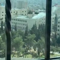 جامعة الخليل: 62 مُصابًا إثر انفجار في التدفئة المركزية