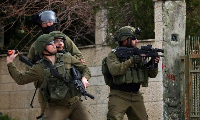 عشرات المصابين خلال مواجهات مع جيش الاحتلال بالضفة