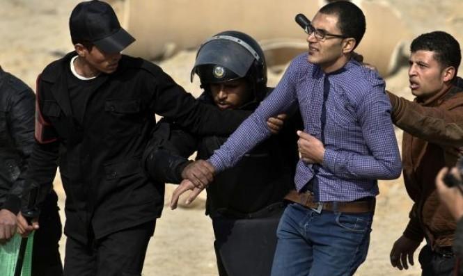 مصر: 710 أشخاص تعرضوا لاختفاء قسري عام 2019