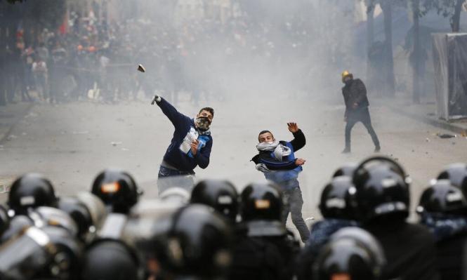 """""""أمنستي"""": الشعوب تنتفض والسلطات تزداد قمعا ووحشية"""