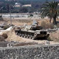 السلطات المصرية تشرع ببناء جدار على طول الحدود مع قطاع غزة