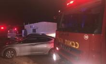 النقب: مصرع رضيعة في حريق منزل بشقيب السلام