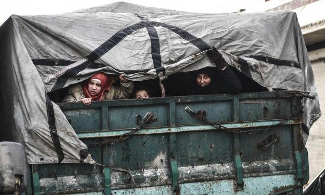 إدلب: تحذير من خطورة الوضع ومليون نازح بحاجة لإغاثة عاجلة