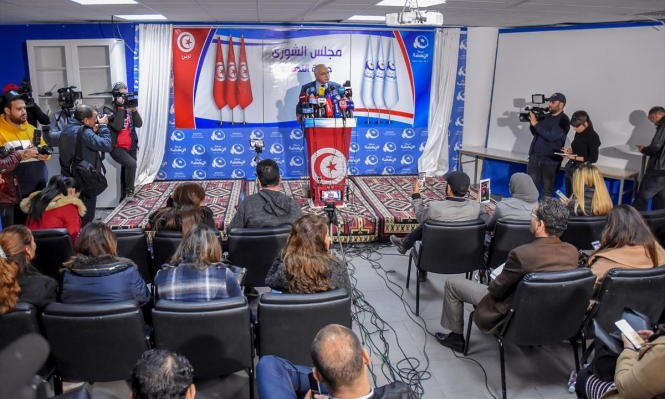 """تونس: """"النهضة"""" تعلن مشاركتها في حكومة الفخفاخ"""