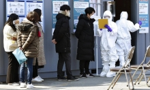 عزل 2.5 مليون شخص فيكوريا الجنوبية خشيةَ كورونا