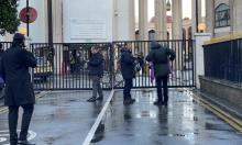 طعن رجل في عنقه أثناء رفعه الأذان في مسجد وسط لندن