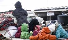إدلب: روسيا تمنع وقف إطلاق النار ومعاناة النازحين تتفاقم