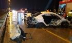5 إصابات في حادث طرق قرب الكابري