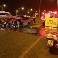 مصرع شاب من اللد في حادث طرق