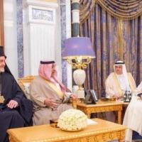 السعودية: الملك سلمان يستقبل وفدًا يضم حاخامًا إسرائيليًا بريطانيًا