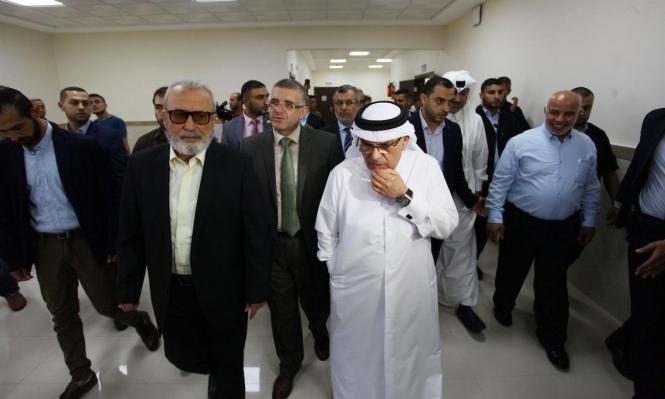 محادثات التهدئة مع غزة: رئيس الموساد وقائد عسكري زارا قطر