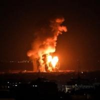 غزة: قصف ردًا على  التنكيل بجثمان الشهيد الناعم باستهداف عسقلان