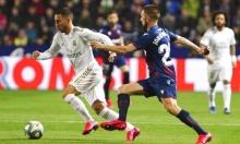 هل انتهى موسم هازارد مع ريال مدريد؟
