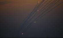 """فصائل المقاومة تستهدف """"غلاف غزة"""" برشقة صاروخية"""