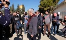 مستوطنون يقتحمون ساحات الأقصى والاحتلال يستدعي محافظ القدس