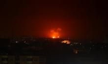 دمشق: 6 قتلى بالغارات الإسرائيلية بينهم شهيدا الجهاد الإسلامي