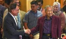 ماليزيا: تكليف مهاتير محمد برئاسة حكومة مؤقتة