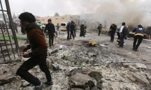 إدلب: تقدم لقوات النظام ومقتل خمسة مدنيين بغارات روسية