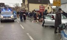 30 إصابة إثر دهس حشد خلال كرنفال في ألمانيا