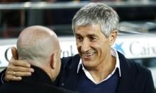 مدرب برشلونة: نابولي سيظهر بنسخة استثنائية