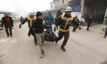 سورية: مقتل 4 مدنيين في قصف النظام لإدلب
