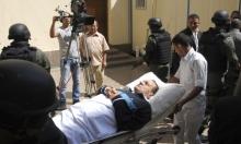 الإمارات دفعت السيسي لتشييع مبارك بجنازة عسكرية