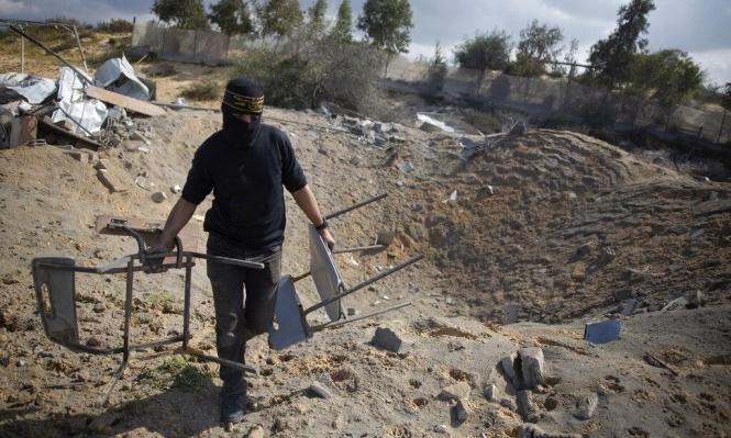 """إسرائيل تبحث مع ملادينوف والعمادي سبل تثبيت """"التهدئة"""""""
