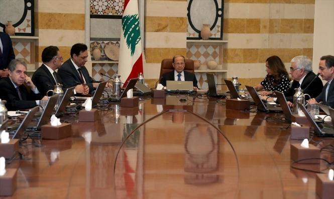 """""""لبنان يدخل الخميس نادي الدول النفطية"""""""