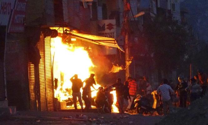 الهند: اعتداء هندوس على محتجين مسلمين يخلف 20 قتيلًا