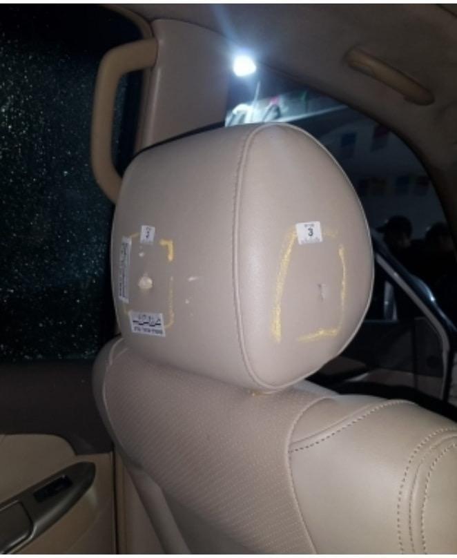 إطلاق النار على سيارة مستشار رئيس بلدية قلنسوة