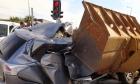 مصرع شخص في حادث طرق قرب الخضيرة