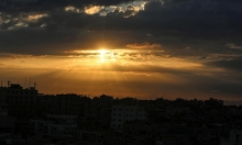 الشمس تغرب عن غزّة