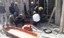 إصابة حرجة لعامل بناء في أسدود