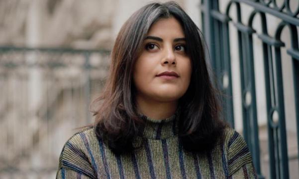 ترشيح لجين الهذلول لجائزة نوبل للسلام