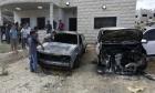 نابلس: مستوطنون يحطمون مركبات فلسطينية في حوّارة