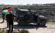 إصابة 174 فلسطينيا بمواجهات مع جيش الاحتلال في الضفة