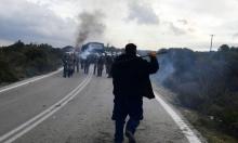 اليونان تمنع دخول مهاجرين عبر حدودها البرية مع تركيا