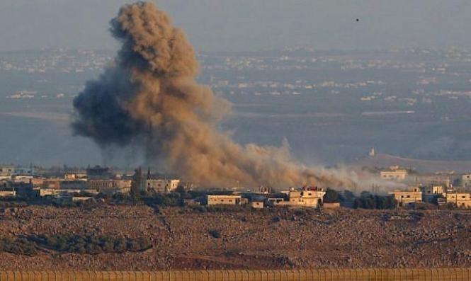 سورية: إصابة أفراد بجيش النظام بصواريخ إسرائيلية