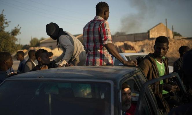 ليبيا: سقوط صواريخ بطرابلس ومطار معيتيقة الدولي