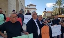 إضراب في بلدية قلنسوة احتجاجا على العنف والجريمة