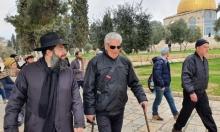 دعوات يهودية لاقتحامات جماعية للأقصى في يوم الانتخابات