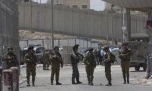 انتخابات الكنيست: إغلاق شامل على الضفة ومعابر غزة