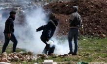 63 مُصابًا خلال مواجهات مع جيش الاحتلال في الضفة
