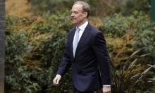"""وزير الخارجية البريطاني يزور عُمان والسعودية بعد """"بركسيت"""""""