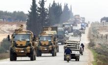 معركة إدلب: قوات النظام تتقدم ووفد أميركي يصل أنقرة