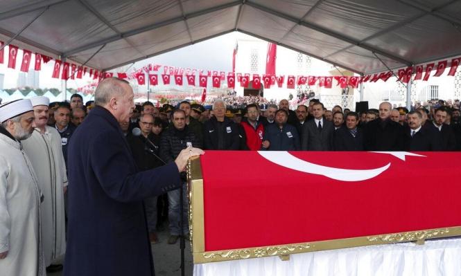 إردوغان يعتزم زيارة موسكو الخميس لمباحثة التصعيد في إدلب