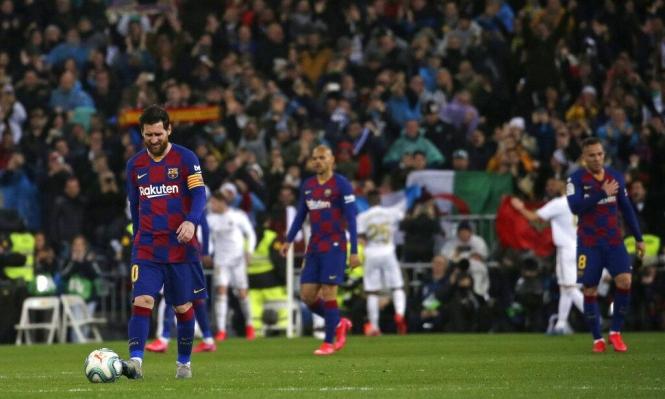 كلاسيكو الأرض: ريال مدريد يهزم برشلونة بثنائية