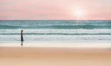 دراسة: نصف الشواطئ الرملية في العالم مهددة بالزوال