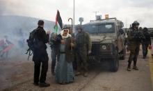 اعتقالات بالضفة والقدس واستهداف للصيادين والمزارعين بغزة
